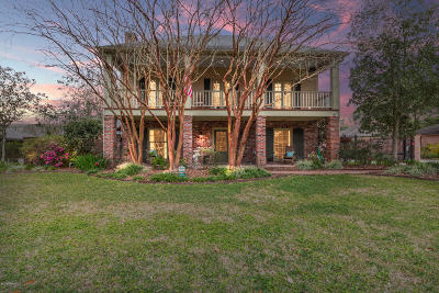 Lafayette Single Family Home For Sale: 304 Old Settlement Road