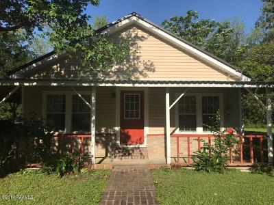 Basile Single Family Home For Sale: 1414 N White Avenue