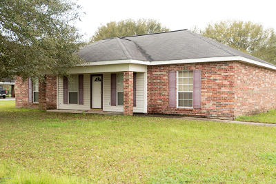 Opelousas Single Family Home For Sale: 108 Emily Lane