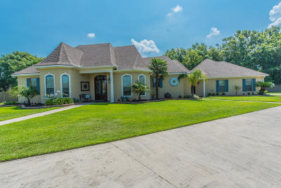 Duson Single Family Home For Sale: 204 Pink Mimosa Trail