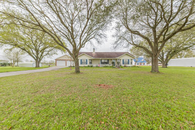 Carencro Single Family Home For Sale: 237 Mendell Road