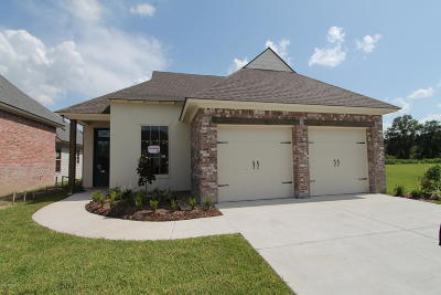 San Sebastian Single Family Home For Sale: 103 Santander Drive