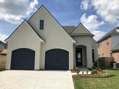 Youngsville Single Family Home For Sale: 303 San Sebastian Drive
