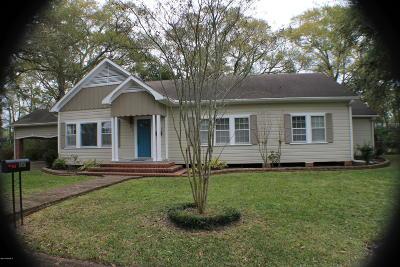 Eunice Single Family Home For Sale: 1426 Amazon