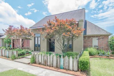 Lafayette  Single Family Home For Sale: 313 Breemen Circle