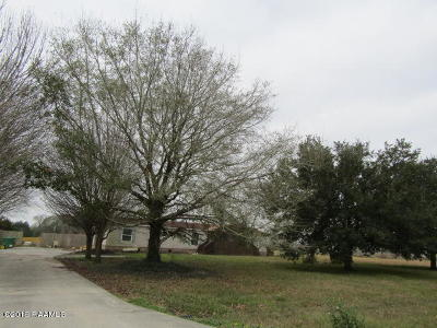 Church Point Single Family Home For Sale: 118 Hoosier Lane