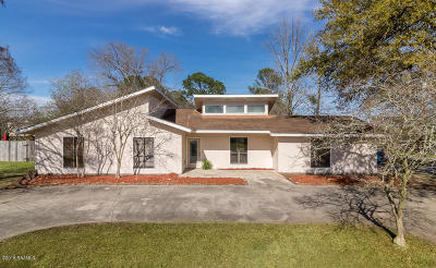 Lafayette Rental For Rent: 200 N William Drive