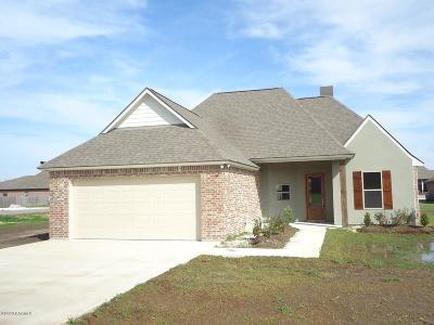 Breaux Bridge Single Family Home For Sale: 1001 Bernadette Drive