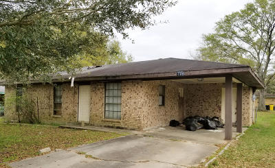 Carencro Single Family Home For Sale: 116 Raceway Street