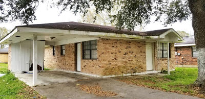 Carencro Single Family Home For Sale: 316 Bradford Drive