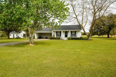 Abbeville  Single Family Home For Sale: 14615 Sweetbay Road
