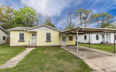 New Iberia Single Family Home For Sale: 505 Donald Street