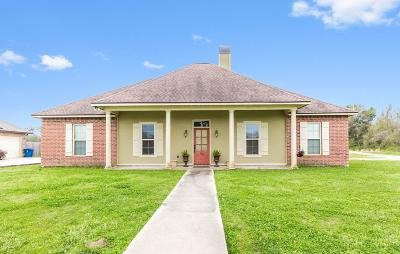 Carencro Single Family Home For Sale: 100 Beavertail Road