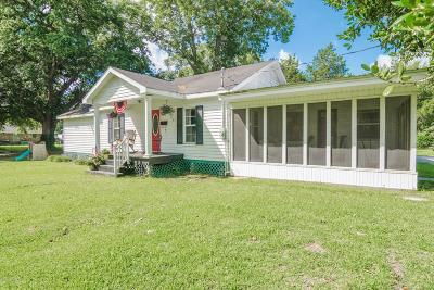 Erath Single Family Home For Sale: 209 W Primeaux