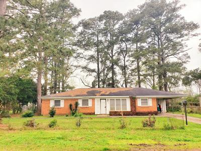 Opelousas Single Family Home For Sale: 2031 Rosewood Court