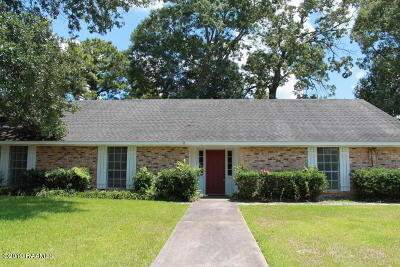 Opelousas Single Family Home For Sale: 1701 Wilson Drive