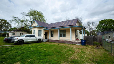 Abbeville Single Family Home For Sale: 407 Maude Avenue