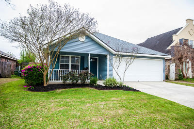 Lafayette Single Family Home For Sale: 204 Woodoak Circle