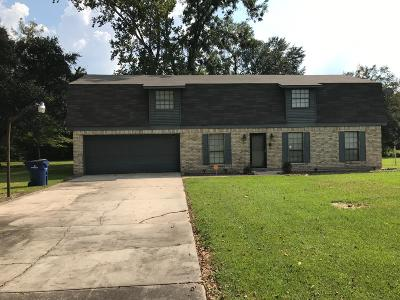 Opelousas Single Family Home For Sale: 344 Plantation Road
