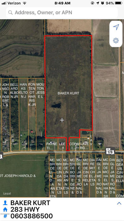 Church Point Residential Lots & Land For Sale: 283 La-178
