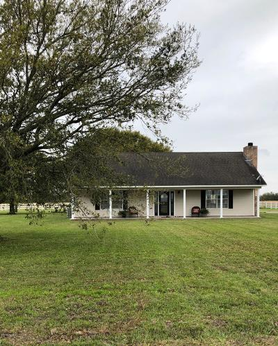 Jennings Single Family Home For Sale: 17185 Hwy 26