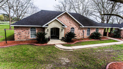 Broussard Single Family Home For Sale: 400 E Fairfield Drive
