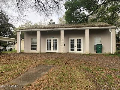 Commercial For Sale: 614 S Main Street