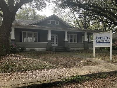 St Landry Parish Commercial For Sale: 615 S Court Street