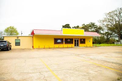 Evangeline Parish Commercial For Sale: 2313 E Main Street