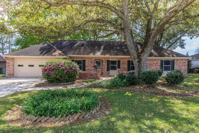 Lafayette  Single Family Home For Sale: 203 S Michot Road