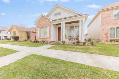 Lafayette Single Family Home For Sale: 503 N Montauban Drive