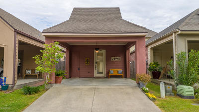 Lafayette  Single Family Home For Sale: 116 Laguna Lane
