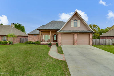Youngsville Single Family Home For Sale: 614 Southlake Circle