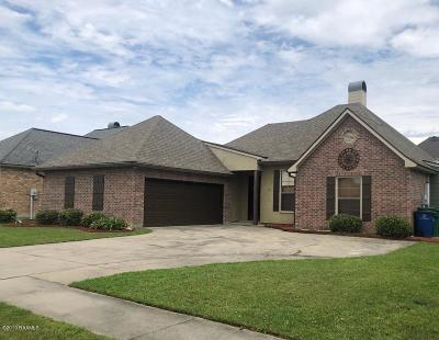 Youngsville Rental For Rent: 106 Shadowbrook Lane