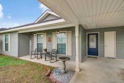 Breaux Bridge Single Family Home For Sale: 1025 Gary Drive