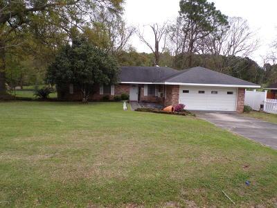 Lafayette  Single Family Home For Sale: 109 Julian Circle
