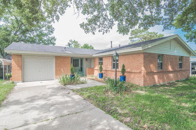 New Iberia Single Family Home For Sale: 4211 South Drive