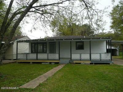 Lafayette  Single Family Home For Sale: 203 Adelma Street