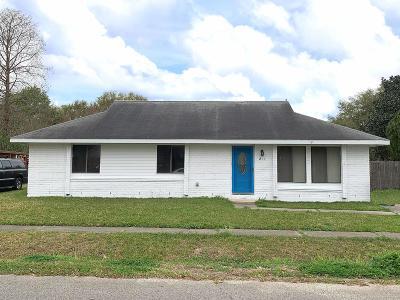 Lafayette  Single Family Home For Sale: 211 Calypso Lane
