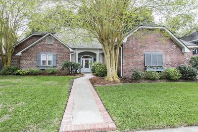 Single Family Home For Sale: 310 Trailwood Lane