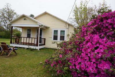 Eunice Single Family Home For Sale: 1331 College Rd Road