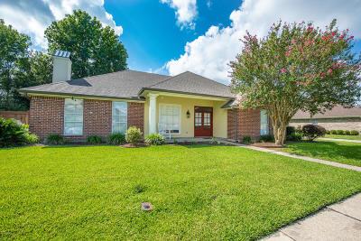 Lafayette  Single Family Home For Sale: 126 Ashland Court