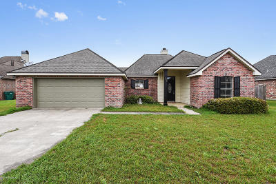 Broussard Single Family Home For Sale: 108 Cranberry Drive