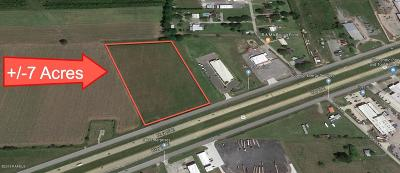 New Iberia Residential Lots & Land For Sale: Hwy 90