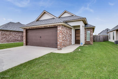 Youngsville Single Family Home For Sale: 113 Cedar Mound Lane