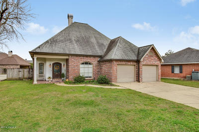 Lafayette  Single Family Home For Sale: 207 Montrachet Parkway