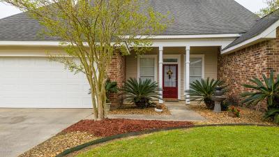 Single Family Home For Sale: 913 Rosedown Lane