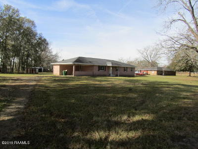 Single Family Home For Sale: 2136 Main Hwy