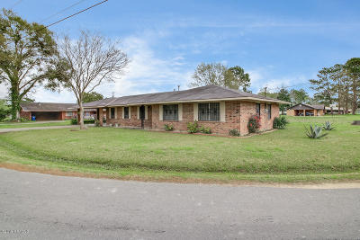 Opelousas Single Family Home For Sale: 321 Avenue A