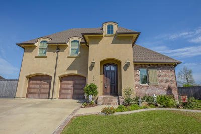 Lafayette  Single Family Home For Sale: 106 Mondavi Drive